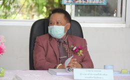 ผอ.สพป.ร้อยเอ็ด เขต 1 เป็นประธานประเมินสัมฤทธิผลการปฏิบัติงานในหน้าที่เพื่อพัฒนาการศึกษา ระยะเวลา 1 ปี ผู้อำนวยการโรงเรียนบ้านดอนชัย อำเภอธวัชบุรี จังหวัดร้อยเอ็ด